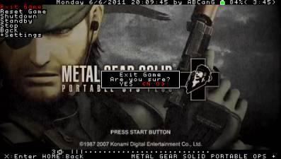 EMULATEUR N64 POUR PSP 6.35